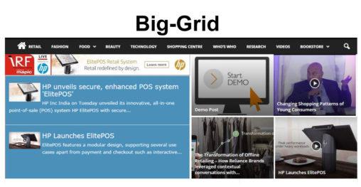 Big-grid